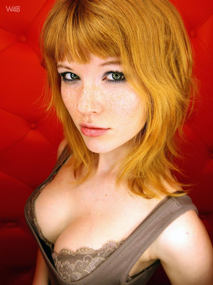 Freckled Porn - Beautiful Girls With Freckles