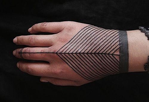 Symmetrical Tattoo Designs | Abduzeedo Design Inspiration