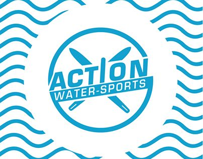 """Check out new work on my @Behance portfolio: """"Action watersports visual identity"""" http://be.net/gallery/51211461/Action-watersports-visual-identity"""