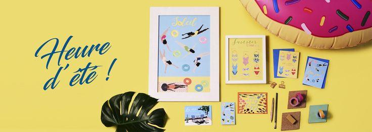 """Lili graffiti est une marque d'illustrations et d'accessoires décoratifs colorés, graphiques et ludiques pour tous. Son moteur vous ''Rendre la vie plus belle"""""""