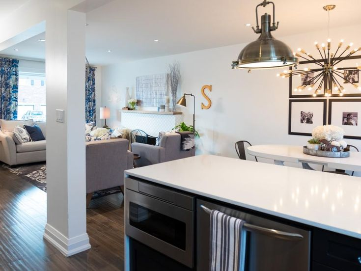 HGTVs Property Brothers Jonathan And Drew Scott Break Down Walls Literally To Create An