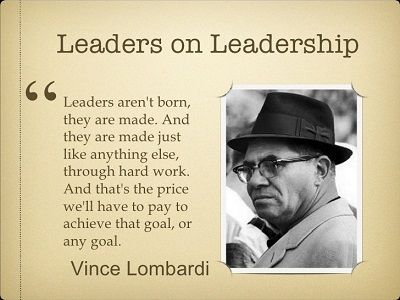 52 Famous Inspirational Leadership Quotes with Images ...