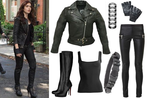 DIY Clary Fray, The Mortal Instruments: City of Bones