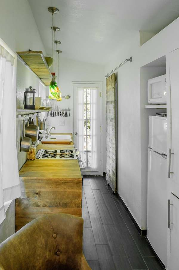 Lovely gallery of tiny houses.