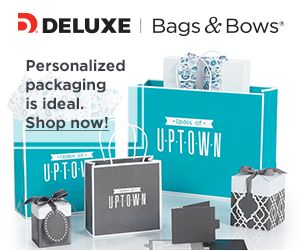 15% off your first order at Bags & Bows!