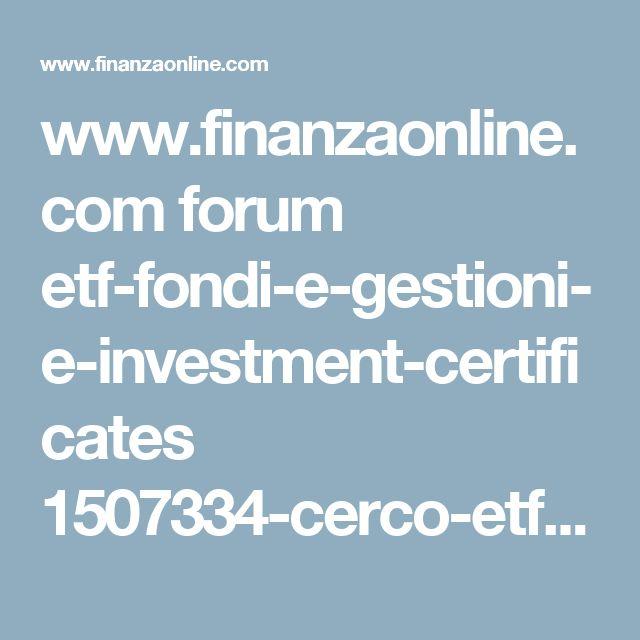 www.finanzaonline.com forum etf-fondi-e-gestioni-e-investment-certificates 1507334-cerco-etf-short-sul-nasdaq-100-o-composite-2.html