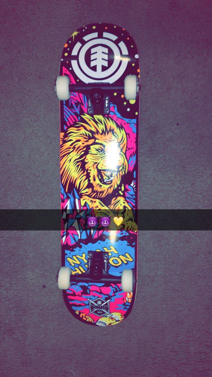 nyjah huston board