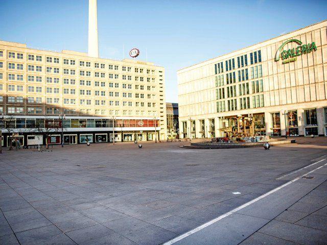 Berlin Corona Tote