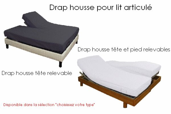 1000 images about drap housse lit lectrique on pinterest en place. Black Bedroom Furniture Sets. Home Design Ideas