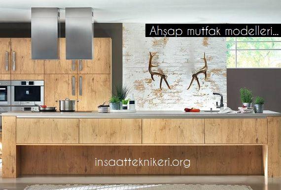ahsap-mutfak