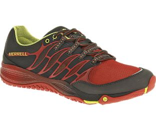Official Merrell Site – Go all out with this trail running shoe for men.  The men's All Out Fuse is responsive, resilient and flexible – perfect for  tricky ...