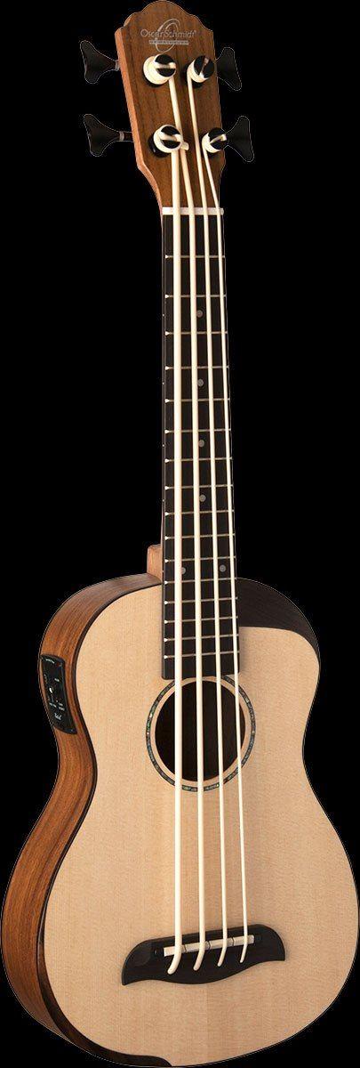 Oscar Schmidt Uke Bass --- https://www.pinterest.com/lardyfatboy/