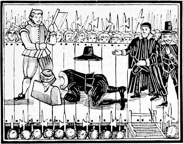 execution of king charles i essay Charles i: charles i, king of great britain and ireland (1625–49), whose authoritarian rule and quarrels with parliament provoked a civil war that led to his execution.
