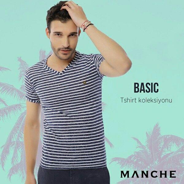 Yazın en güzel yanı özgürce giydiğiniz ve her daim şık olan basic tişörtler! Şıklık ve rahatlık için Manche Basic Tişörtler 👉 http://www.manche.com.tr/koleksiyon/manche-tişört
