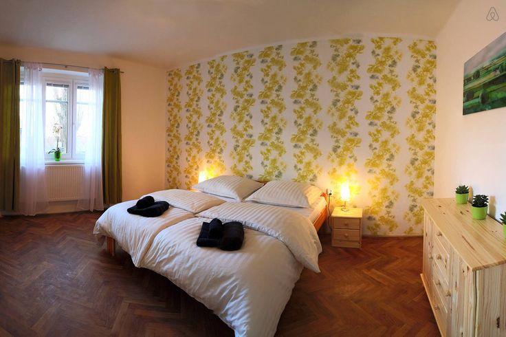 Olomouc, Apartmán Charkovská 9