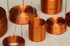 COILS FOR DIY LOUDSPEAKERS