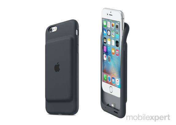 Apple lança capa com bateriapara iPhone 6 e 6s