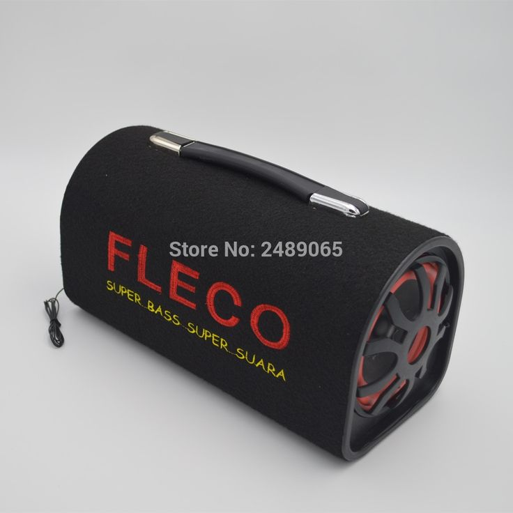 (57.70$)  Watch here  - Factory wholesale professional car audio subwoofer China manufacturer bluetooth mini speaker