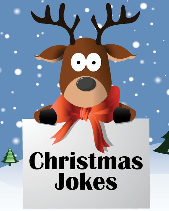Christmas Jokes - Funny Christmas jokes. Enjoy these hillarious jokes on Christmas, and share them with a friend.