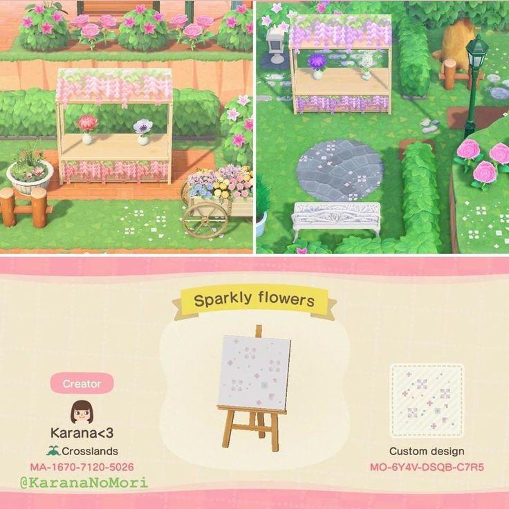 "AC New Horizons Custom Designs on Instagram: ""pink ..."