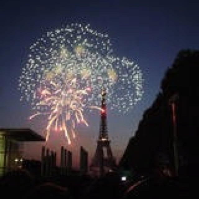 bastille day paris events