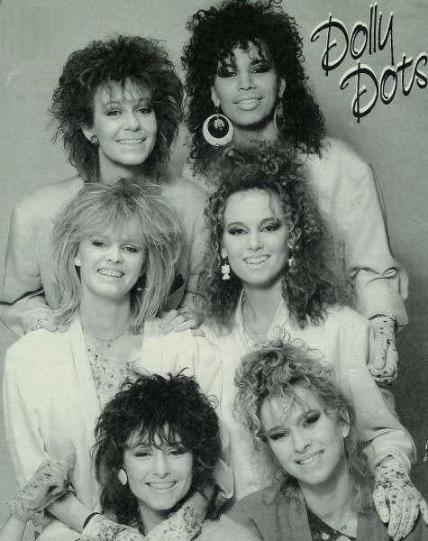 Dolly Dots Vooral dat jaar zo lekker 80's.