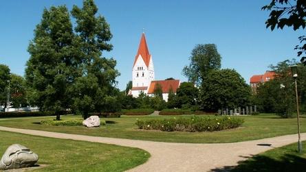 Gammel Haderslev kirke