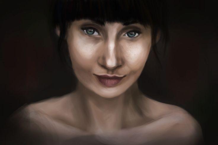 Portrait by xovii.deviantart.com on @DeviantArt