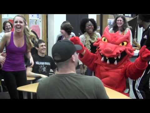 Blaze: The Most Interesting Mascot in the World - YouTube