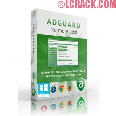 Adguard Web Filter 6.1 Full Version Crack Download