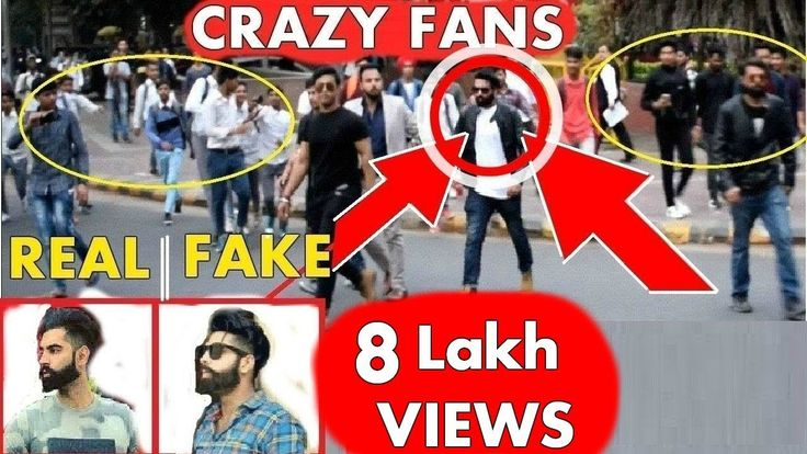 Click to see Video Fake Celebrity Prank | PARMISH VERMA | Crowd Gone crazy on Funny Goblin, the best creative humor community to search and share your favorite funny pictures, memes, gifs, jokes, humour pics, videos on internet.