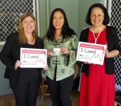 Working with Chari-Tea National Disability Insurance Scheme: http://www.ndis.gov.au/