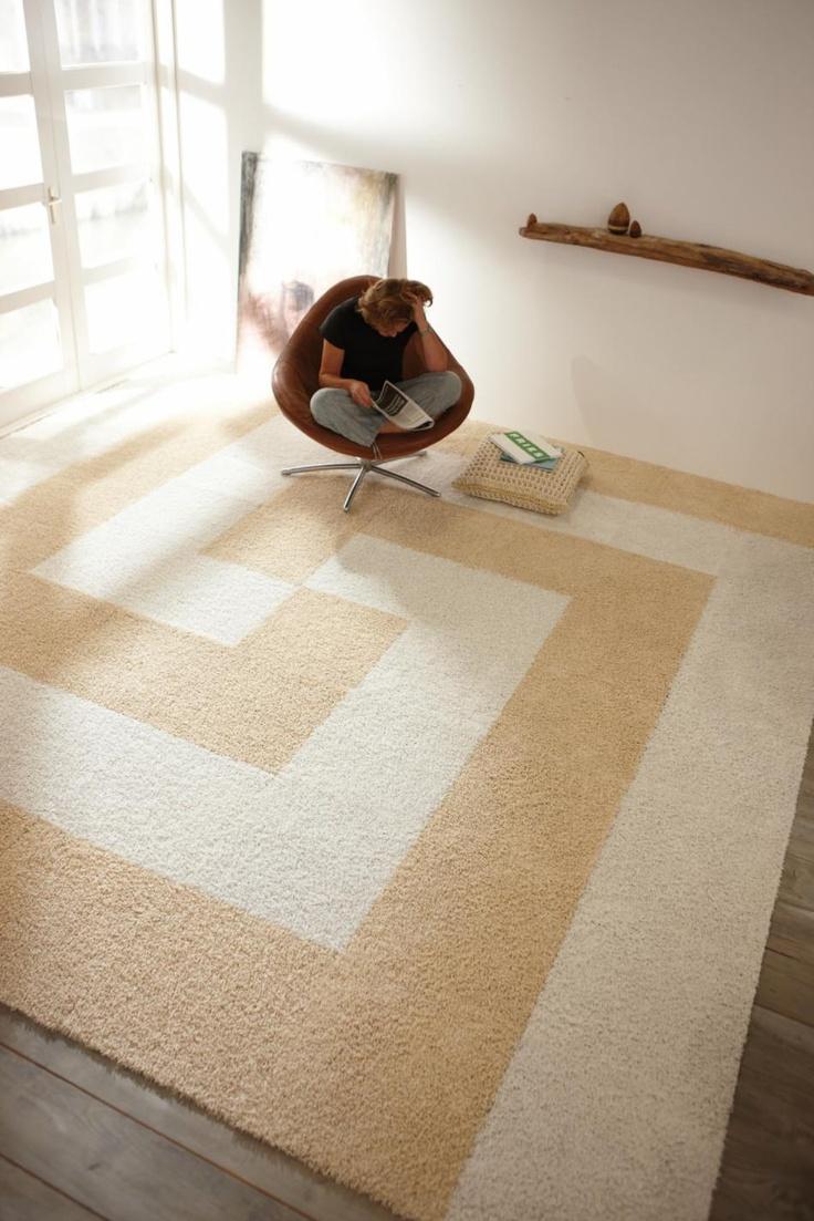 Karpet maken van tapijttegels