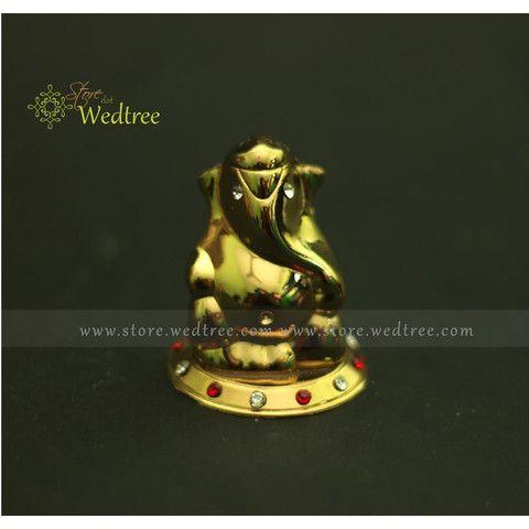 Designer stone ganesha