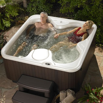 The Hot Spot Sx Hot Tub Is The Perfect Couple Spa Hot