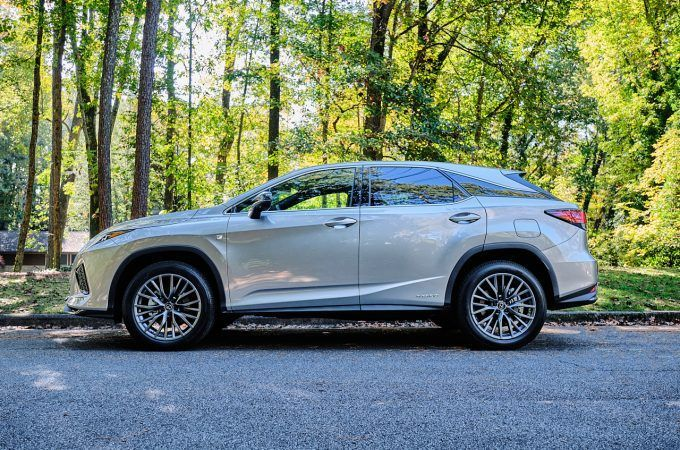 The Lexus 2020 RX 450h F Sport is One of the Top Luxury