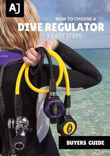 Learn how to choose a scuba diving regulator whit these 5 easy steps and find the model you need.