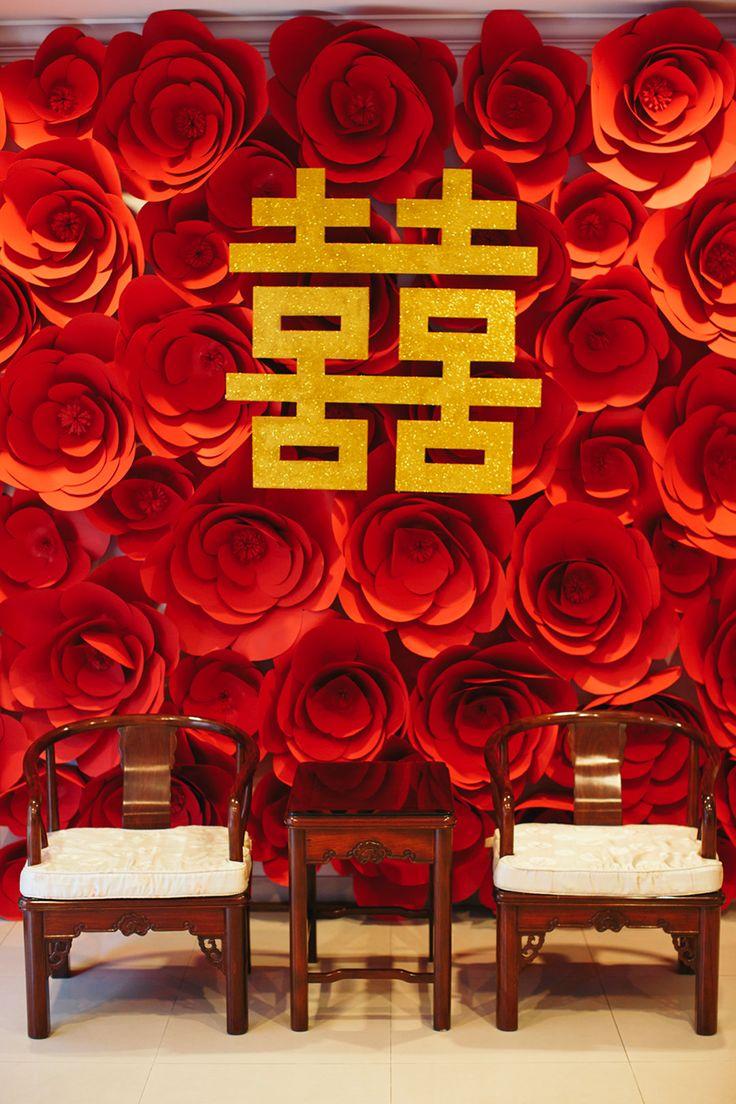 Best chinese wedding decor ideas on pinterest