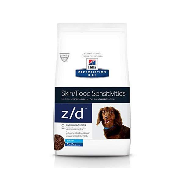 Hill S Prescription Diet Z D Skin Food Sensitivities Dry Dog Food In 2020 Dry Dog Food Food Sensitivities Hills Prescription Diet