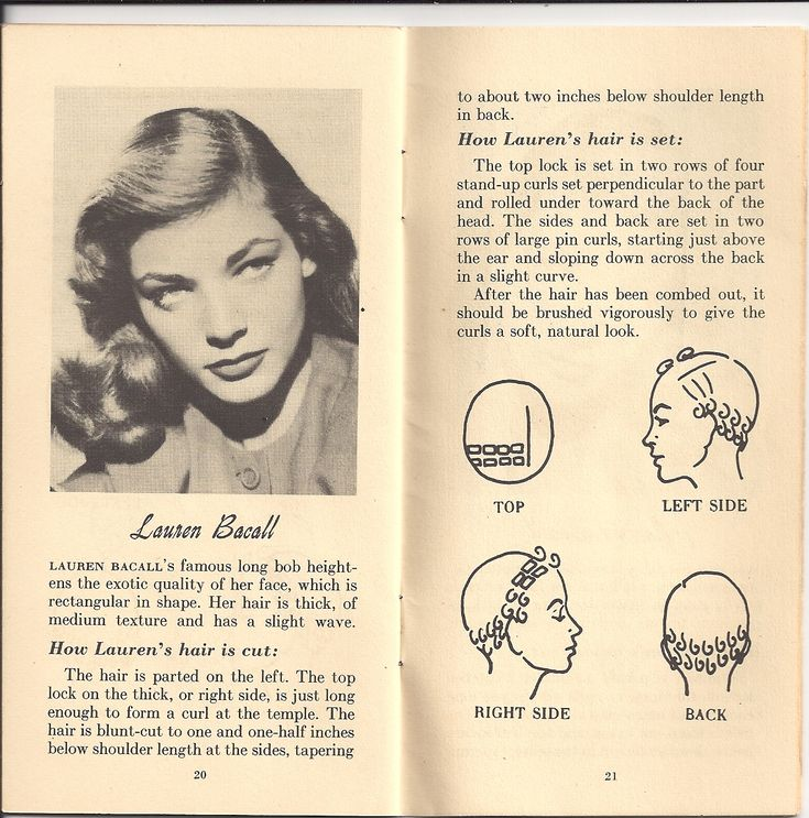 2057 best vintage hair howtos images on pinterest retro 10 hollywood hairstyles solutioingenieria Gallery