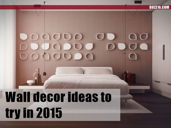 50 Wall decor ideas to try in 2015 | http://buzz16.com/wall-decor-ideas-to-try-in-2015/