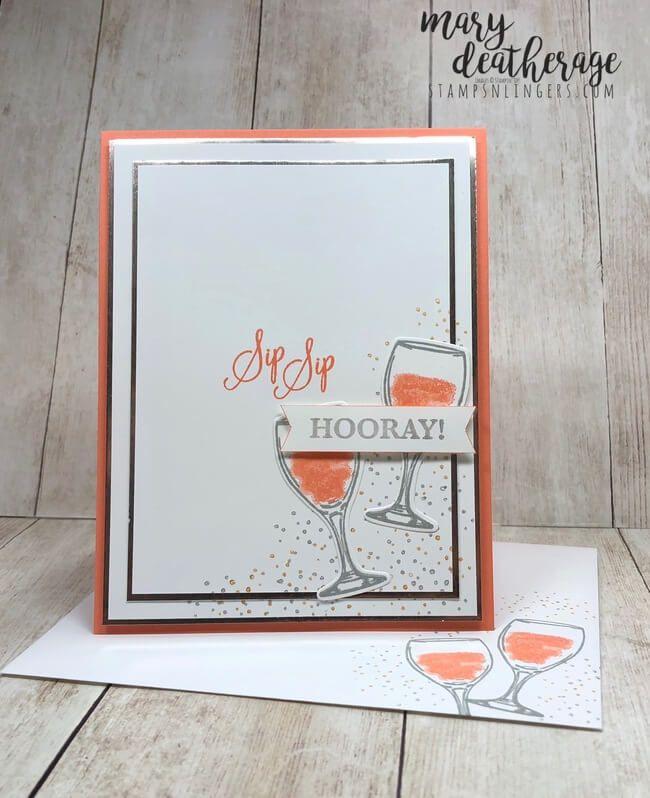Hooray Sip Wino Cards Sip