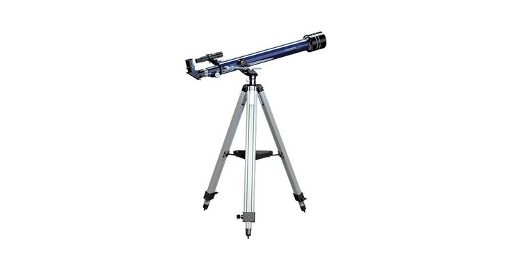 With this excellent entry-level telescope and astronomy kit, Kosmos continues a long tradition of inspiring people to reach for the stars. This high-quality refractor telescope with coated glass optics and plenty of accessories allows for countless exciting space observations.For more exciting toys to promote an interest in science, visit our Science / Math Toy Collection.