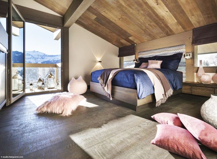 Mont Blanc Chalet: An Exceptional Properties for Rent, France | http://www.designrulz.com/design/2015/01/mont-blanc-chalet-exceptional-properties-rent-france/