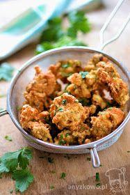 Chrupiące kąski z kurczaka          Składniki :   2 pojedyncze filety z kurczaka,  1 łyżeczka curry,  sól,  pieprz,  1 łyżeczka słodkiej...
