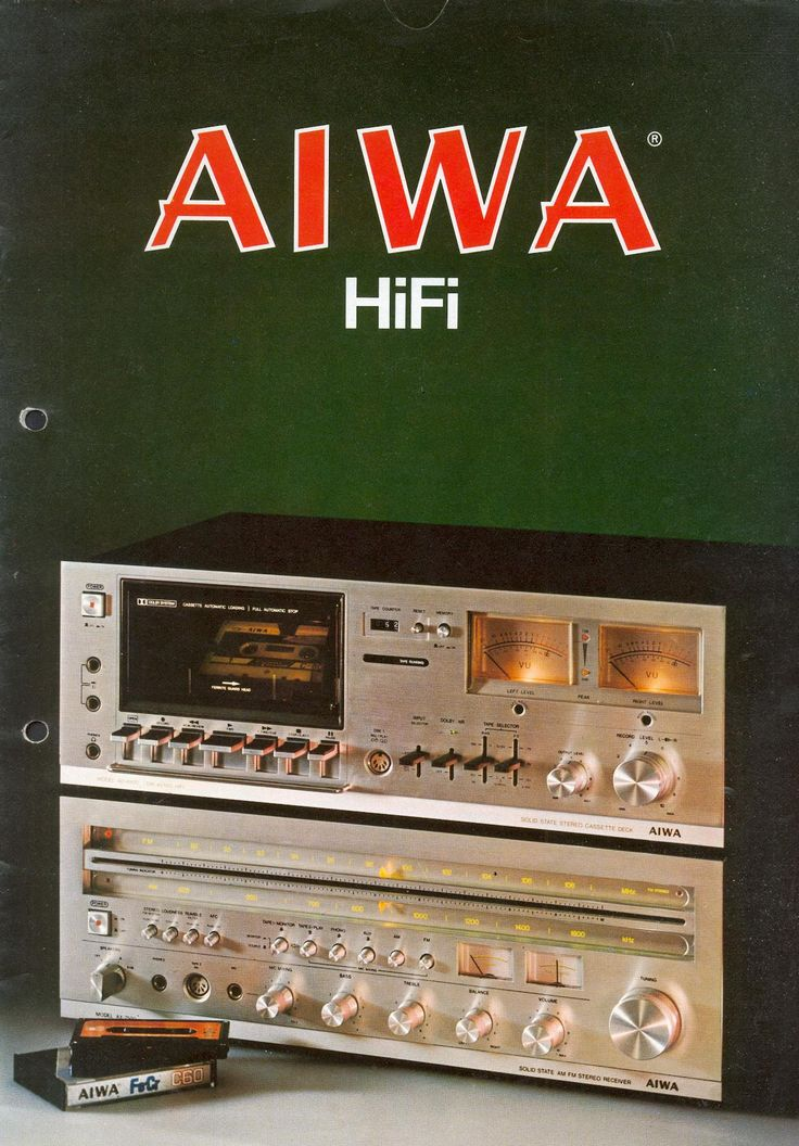 Aiwa01 Jpg 1 212 215 1 740 Pixels Hi Fi Equipments