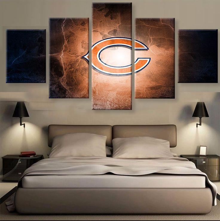 Chicago Bears Wall Art