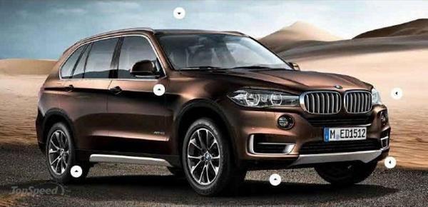 #New #2014 #BMW #X5