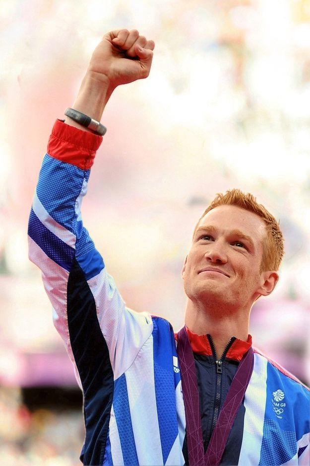 Greg Rutherford - Long Jump Olympic Gold