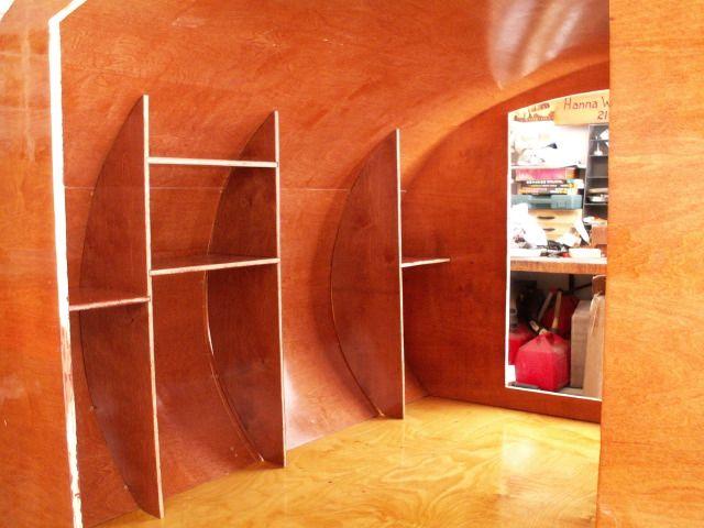 teardrop trailer interiors   Teardrop trailer build - Page 2